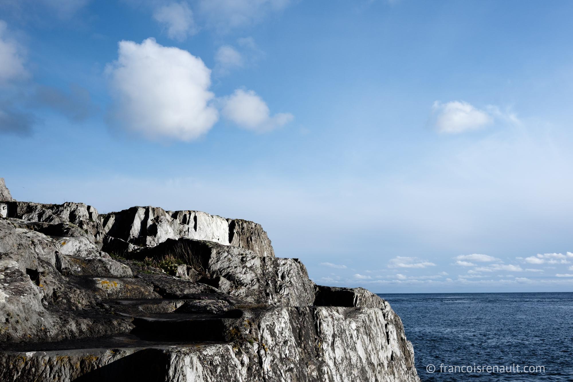 Windy Point, Ireland.