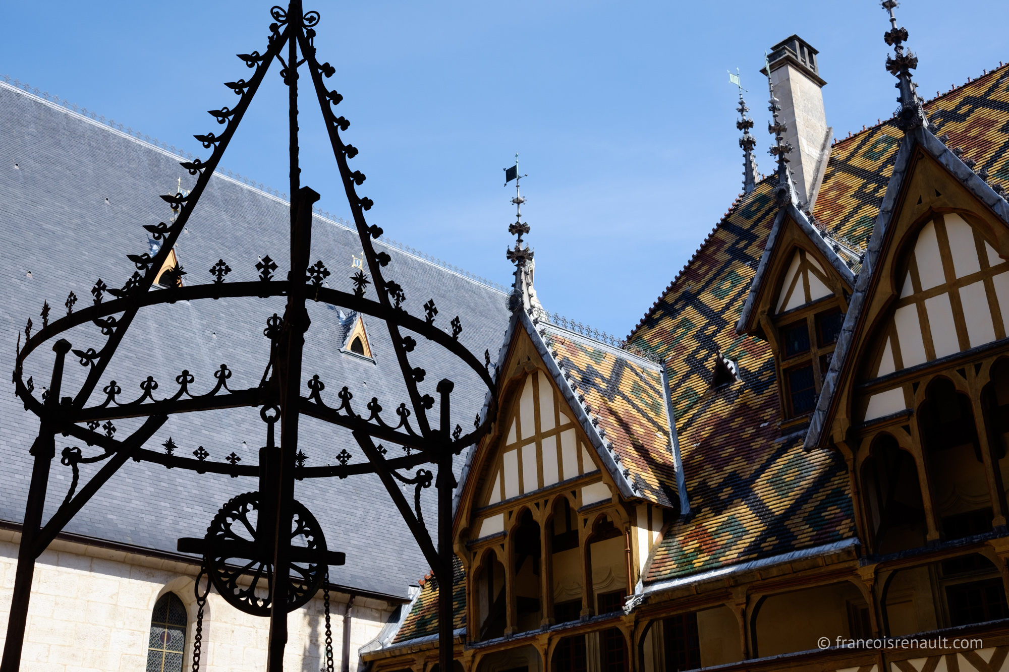 Beaune,Bourgogne, France.