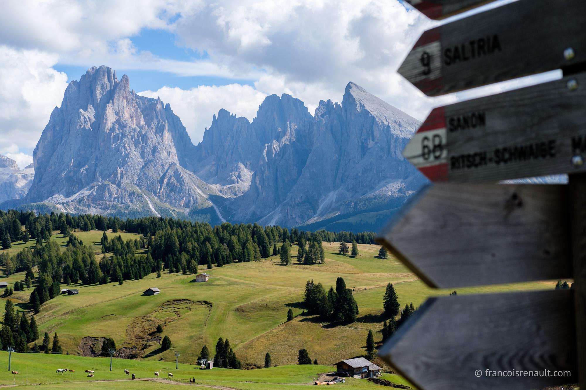 Italie du Nord : à la découverte des Dolomites